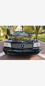 1999 Mercedes-Benz SL500 for sale 101404784