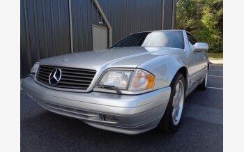 1999 Mercedes-Benz SL500 for sale 101613250