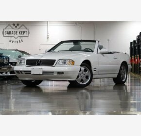 1999 Mercedes-Benz SL500 for sale 101147395