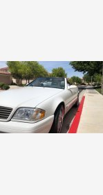 1999 Mercedes-Benz SL500 for sale 101170042
