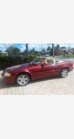 1999 Mercedes-Benz SL500 for sale 101231272
