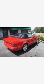 1999 Mercedes-Benz SL500 for sale 101468249