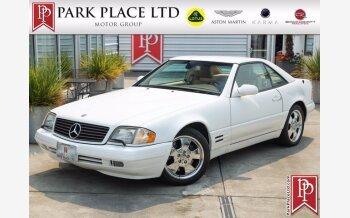 1999 Mercedes-Benz SL500 for sale 101602537