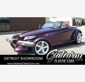 1999 Plymouth Prowler for sale 101375669
