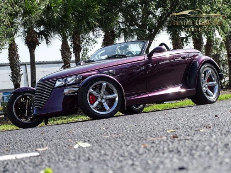 1999 Plymouth Prowler for sale 101491403