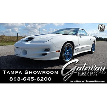 1999 Pontiac Firebird Trans Am for sale 100964160
