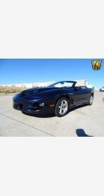 1999 Pontiac Firebird Trans Am Convertible for sale 101063953