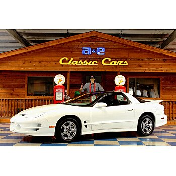 1999 Pontiac Firebird Coupe for sale 101189414