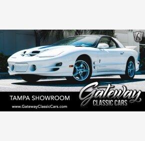 1999 Pontiac Firebird Coupe for sale 101318674