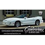 1999 Pontiac Firebird Trans Am Convertible for sale 101622815