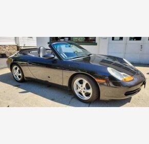 1999 Porsche 911 Cabriolet for sale 101206192