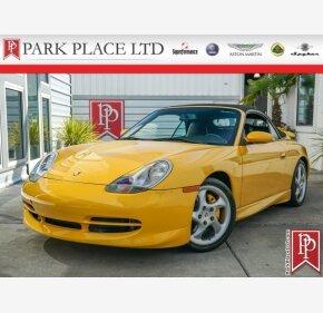 1999 Porsche 911 Cabriolet for sale 101239719