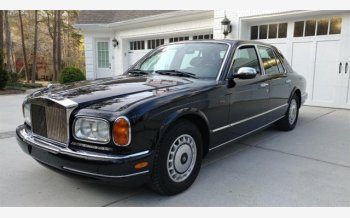 1999 Rolls-Royce Silver Seraph for sale 100744478