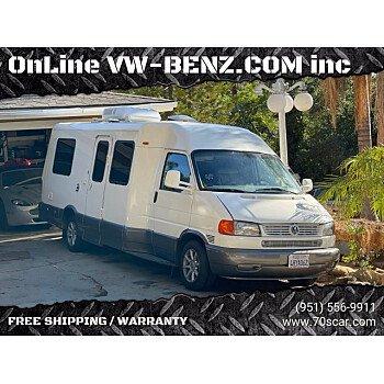 1999 Volkswagen Eurovan for sale 101536165