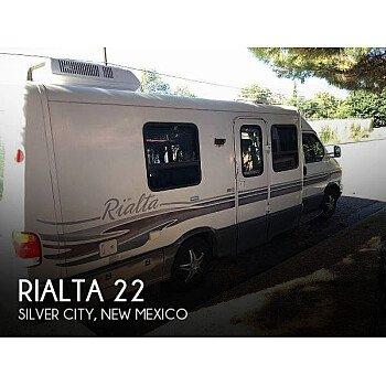 1999 Winnebago Rialta for sale 300208025