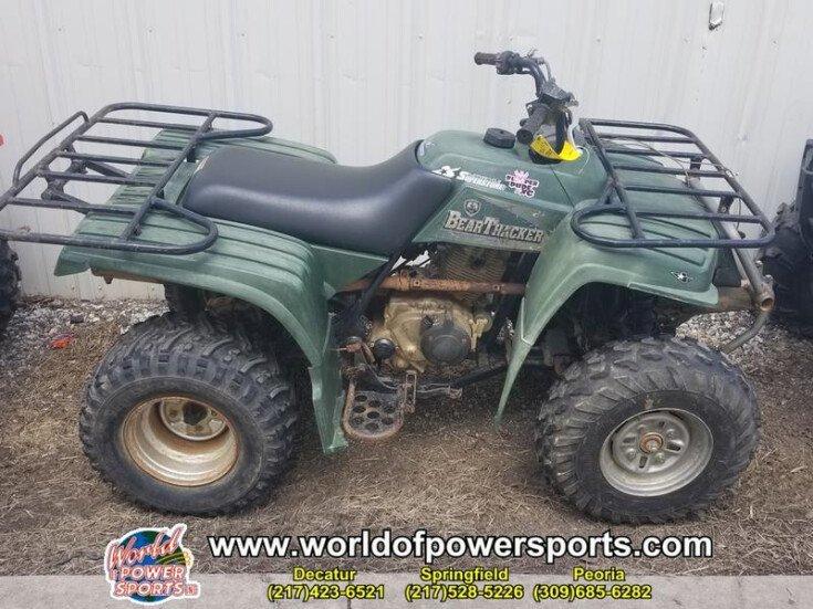 1999 Yamaha Bear Tracker 250 For Sale Near Decatur Illinois