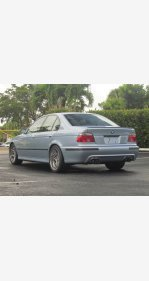 2000 BMW M5 for sale 101041244