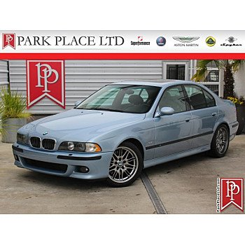 2000 BMW M5 for sale 101203953