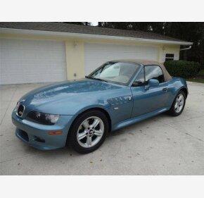 2000 BMW Z3 2.3 Roadster for sale 101427604