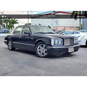 2000 Bentley Arnage Red Label for sale 101367302