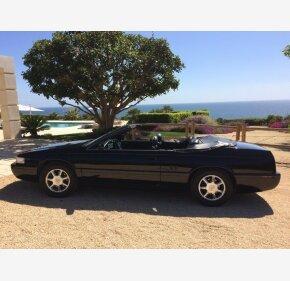 2000 Cadillac Eldorado ETC for sale 101216834