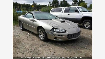 2000 Chevrolet Camaro Z28 Coupe for sale 101015190