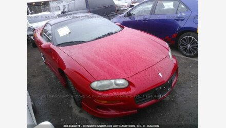 2000 Chevrolet Camaro Coupe for sale 101104407