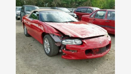 2000 Chevrolet Camaro Convertible for sale 101126355