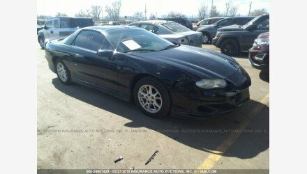 2000 Chevrolet Camaro Coupe for sale 101128417