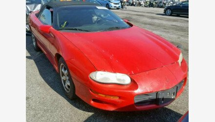 2000 Chevrolet Camaro Convertible for sale 101128994