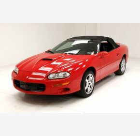 2000 Chevrolet Camaro Z28 Convertible for sale 101153923