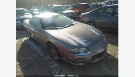 2000 Chevrolet Camaro Coupe for sale 101235764