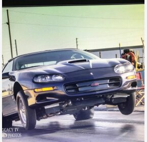 2000 Chevrolet Camaro SS for sale 101404313