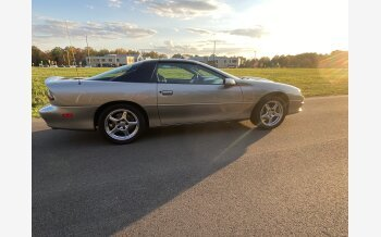 2000 Chevrolet Camaro Z28 Coupe for sale 101487107