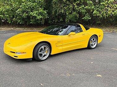 2000 Chevrolet Corvette Coupe for sale 101356396