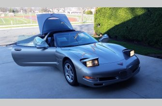2000 Chevrolet Corvette Coupe for sale 100758101