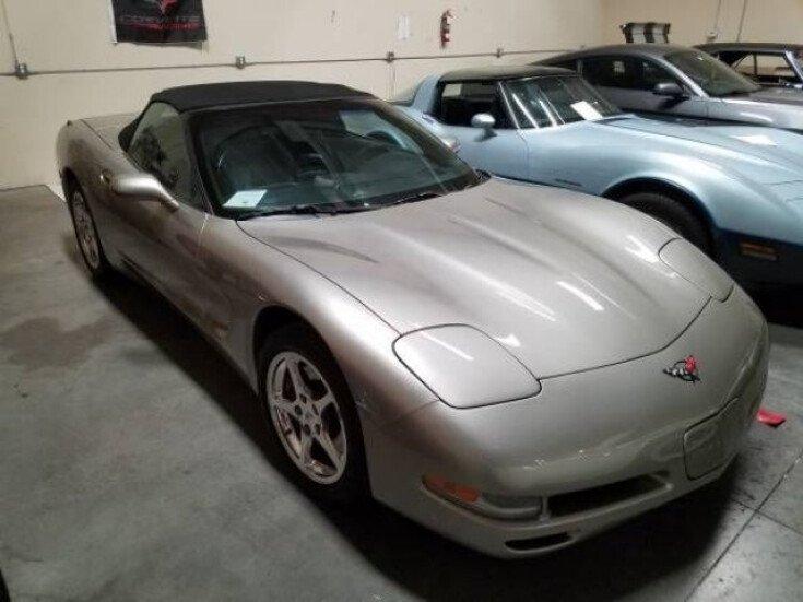 2000 Chevrolet Corvette Convertible for sale 100992534