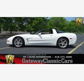 2000 Chevrolet Corvette Coupe for sale 101012622