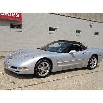 2000 Chevrolet Corvette Convertible for sale 101182298