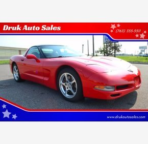 2000 Chevrolet Corvette for sale 101374267