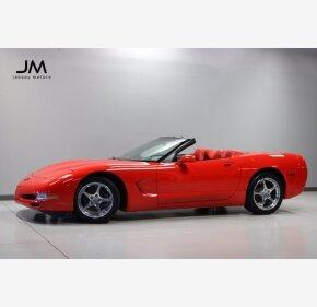2000 Chevrolet Corvette Convertible for sale 101399827