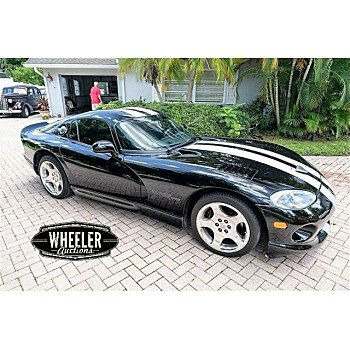 2000 Dodge Viper GTS Coupe for sale 101074193