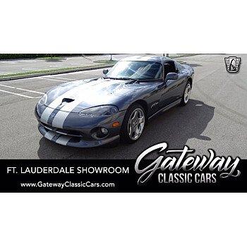 2000 Dodge Viper GTS for sale 101417572