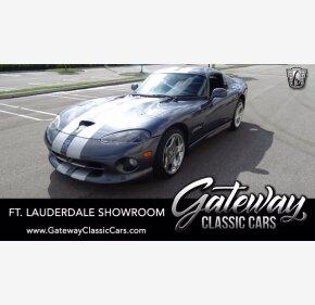 2000 Dodge Viper GTS for sale 101459278