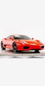 2000 Ferrari 360 Modena for sale 101245267