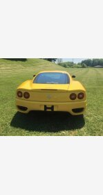 2000 Ferrari 360 for sale 101190423