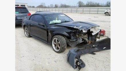 2000 Ford Mustang GT Coupe for sale 101108580