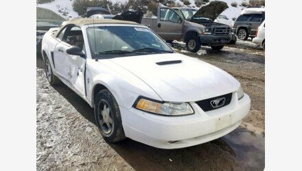 2000 Ford Mustang Convertible for sale 101109255