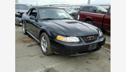 2000 Ford Mustang GT Convertible for sale 101109311
