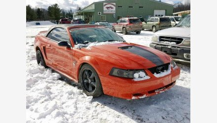2000 Ford Mustang GT Convertible for sale 101109699